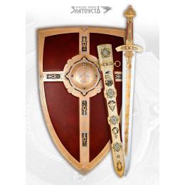 Меч и щит «Державный-3»