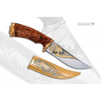 """Нож """"Тигр-4"""""""
