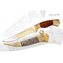 "Нож азиатский ""Чингисхан"""